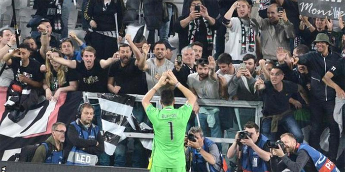 Gianluigi Buffon said he always thought he would have another chance to win the Champions League, after Juventus reached next month's final in Cardiff.