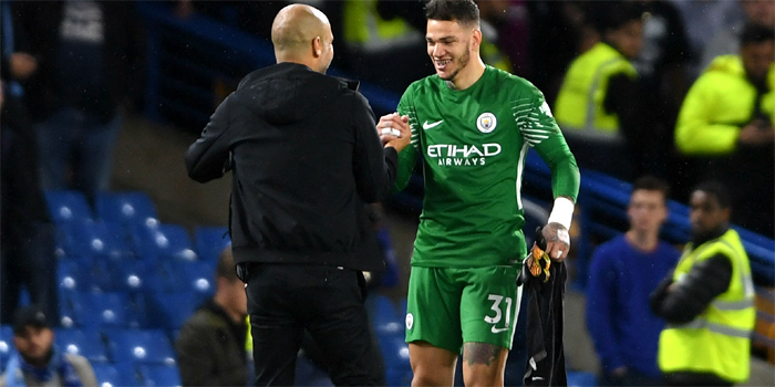 The Manchester City manager has been at the vanguard tactically his entire career and his use of Ederson suggests another revolution is incoming.